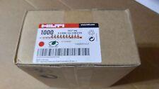 Hilti .27Cal. Red Cartridge 6.8/18 M10  STD  Pack of 1000