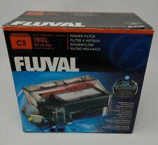 New listing Fluval C3 Aquarium Power Filter