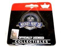 Los Angeles Kings NHL Collectors Lapel Pin Hat Apparel Souvenir Hockey Fest 2009