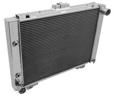3 Row 1964 Ford Galaxie 390FE Champion All Aluminum Radiator