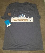 STAR WARS COLUMBIA LUKE SKYWALKER WARMER THAN A TAUNTAUN T-shirt Mens Medium New
