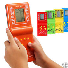 RETRO LCD BRICK GAME VINTAGE TETRIS SNAKE 99-IN-1 HANDHELD ARCADE CLASSIC Toys