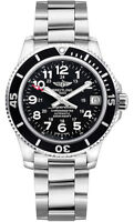 Breitling Mid-size A17312C9/BD91 179A Superocean II 36mm Automatic Watch