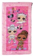 L.O.L. Surprise! ReMix Kids 45 Degree Sleeping Bag, Pink.