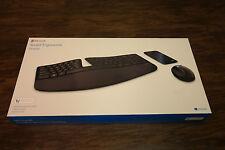 Microsoft Sculpt Ergonomic Wireless Keyboard and Number Pad Set 5KV-00001