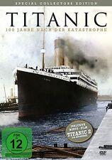 Titanic 100 Jahre nach der Katastrophe Inkl.Bonusfilm Titanic 2 (2012) DVD