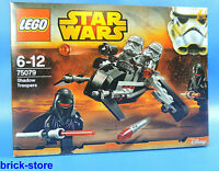 LEGO® SET 75079 /  Star Wars  Shadow Troopers Battle Pack