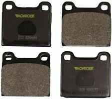 Monroe DX31 Rr Premium Semi Metallic Brake Pads