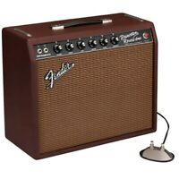 New Fender® FSR '65 Princeton Reverb Guitar Amplifier British Sable