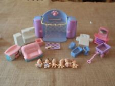 Mattel Doggie Daycare Playset Dogs That Babysit 2004 Dog Lot  #3