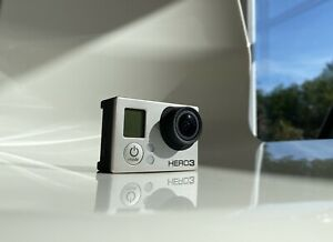 GoPro HERO3 Black Edition 4K 12MP Action Camera With 32GB Micro SD Card