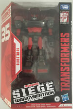 Transformers 35th Special Edition War for Cybertron: Siege Bluestreak Toy Figure
