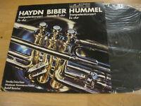 LP Haydn Biber Hummel Dokschizer Trompete  Barschai Vinyl Eterna DDR 8 26 507