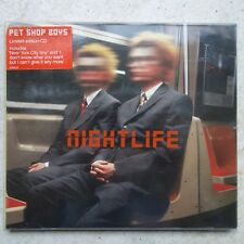 PET SHOP BOYS Nightlife CD Limited Edition 28 Seiten Booklet  Parlophone 5230642