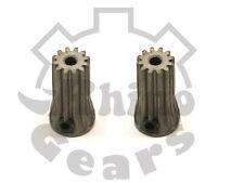Rhino Gear Ultra Hard Steel Pinion 0,7M 12T 5mm - TREX 600