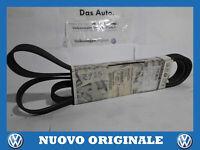 Belt Trapezoidal a Rib Poly-V-Belt Original AUDI A4 A6 A8 VW Passat