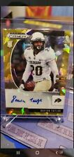 2020 Prizm Draft Picks Davion Taylor Gold Cracked Ice Auto 3/7 Colorado
