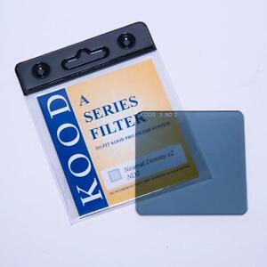 KOOD A SERIES ND2 NEUTRAL DENSITY FILTER FITS COKIN A SYSTEM ND 2