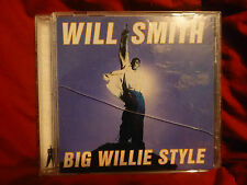 Will Smith - Big Willie Style CD - Used, Tested, Working