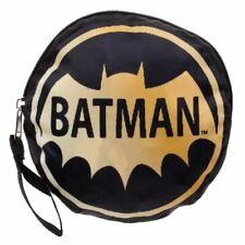 DC Comics Batman Logo Packable Tote Shopping Bag - Beach Shopper Retro Grocery