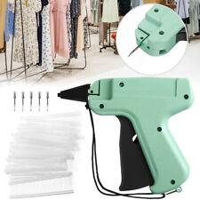Garment Brand Price Tag Gun 2000 Barbs Label Needle Clothing Tagging Machine Set
