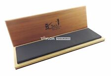 "Dan's 12""x3""x1/2"" Arkansas Black (Ultra Fine) Knife Sharpening Stone BAB-1232-C"