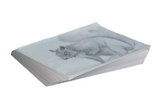 School Smart Newsprint Drawing Paper, 30 lb, 8-1/2 x 11 Inches, 500 Sheets