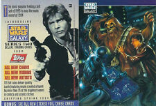 Star Wars Galaxy Series 2 - Promo Chase Trading Card - # P5 - Han - NM