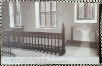 VTG The Hampton Court Palace Ghost Postcard Real Photo RPPC ca 1910 Old EUC!