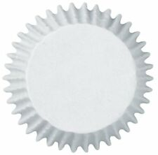 """Wilton STANDARD White JUMBO Cup Cakes Muffin Baking Decorating Cases 2 """""""