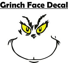 Grinch Face Inspired 3