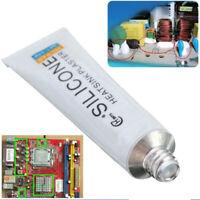 HC-910 Silicone Thermal Conductive Adhesive Glue Tube Heatsink Plaster Pro 10g