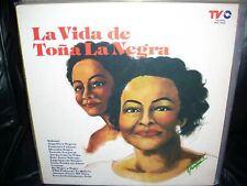 TONA LA NEGRA la vida de ( world music ) mexico