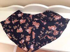 Brandy Melville Vodi Floral Shorts