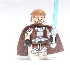 Custom Clone General Obiwan star wars minifigures jedi lego bricks trooper obi 1
