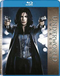 Underworld Awakening [New Blu-ray] Dubbed, Subtitled, Widescreen, With Movie C