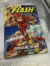 Flash (DC Comics): Rogue War by Geoff Johns (2006, Paperback, Revised)