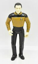 Star Trek Generations Lieutenant Commander Data Loose Figure Playmates 1994