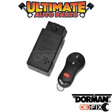 Key Fob Keyless Entry Remote 3 On For 01 04 Dodge Dakota Fits 2002