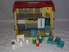 VINTAGE TOY 1979 FISHER PRICE CHILDREN'S HOSPITAL