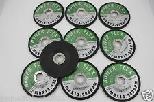 "100 PACK 4-1/2"" GRINDING WHEELS FIT DEWALT 4.5"" ANGLE GRINDERS AND MORE"