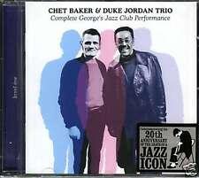 CHET BAKER & DUKE JORDAN at george's jazz club 1983