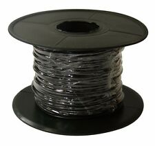 Holman IRRIGATION CABLE 50m Controller To Solenoid Valves BLACK *AUST Brand