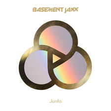 Junto, 2014  Basement Jaxx CD NEW