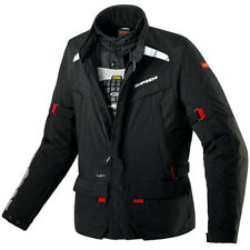 Genuine Spidi Men's Super Hydro H2OUT Textile Motorcycle Jacket, Size Medium