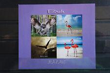Uccelli 192 Birds oiseaux GUFI Flamingos ANIMALI ANIMALS fauna post freschi ** MNH