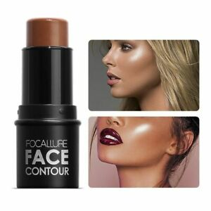 Face Concealer Stick Highlighter Pen 3d Contour Glow Contouring Bronzer Brighten
