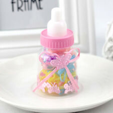 2 Bottles Mixed Girl Baby Rubber Hairband Ponytail Holder Elastic Hair Tie-D