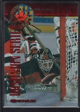 MIKE DUNHAM 1997/98 DONRUSS CANADIAN ICE  #87  DOMINION DEVILS SP #138/150