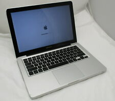"""Apple Macbook Pro 13"""" A1278 Intel Core 2 Duo 2.53GHz 8GB SSD 256GB No Charger"""